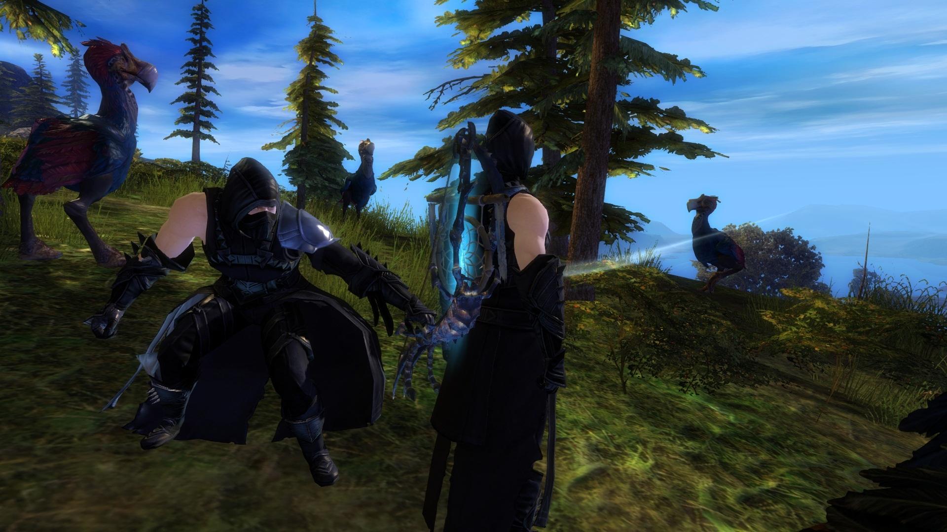 Andersines Album guild wars 2 forum - thief