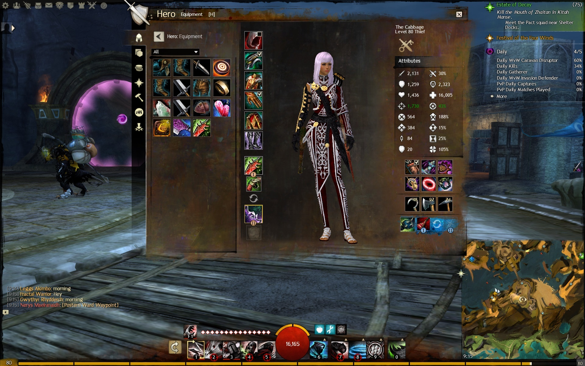 Guild Wars 2 Forum - Thief