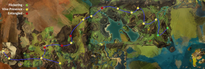 Gw2 Karte.Guild Wars 2 Forum Living World