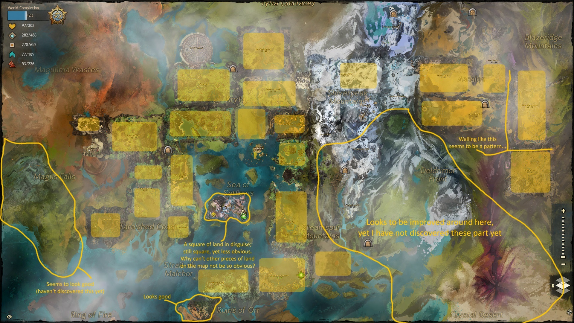 Guild Wars 1 World Map.Guild Wars 2 Forum Guild Wars 2 Discussion