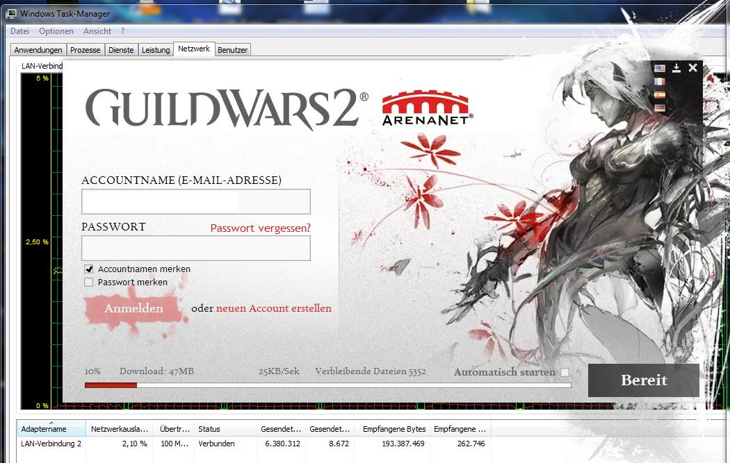 GW2 Fake Download