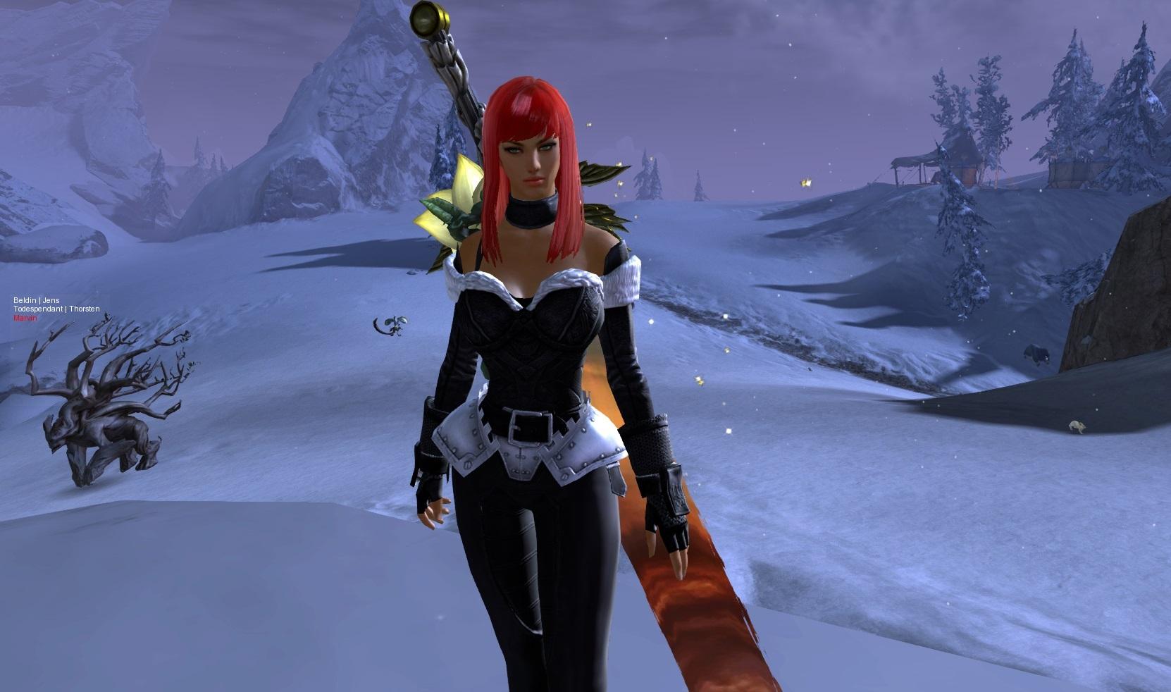 Guild Wars 2 Best Thief Armor Skins – Fondos de Pantalla