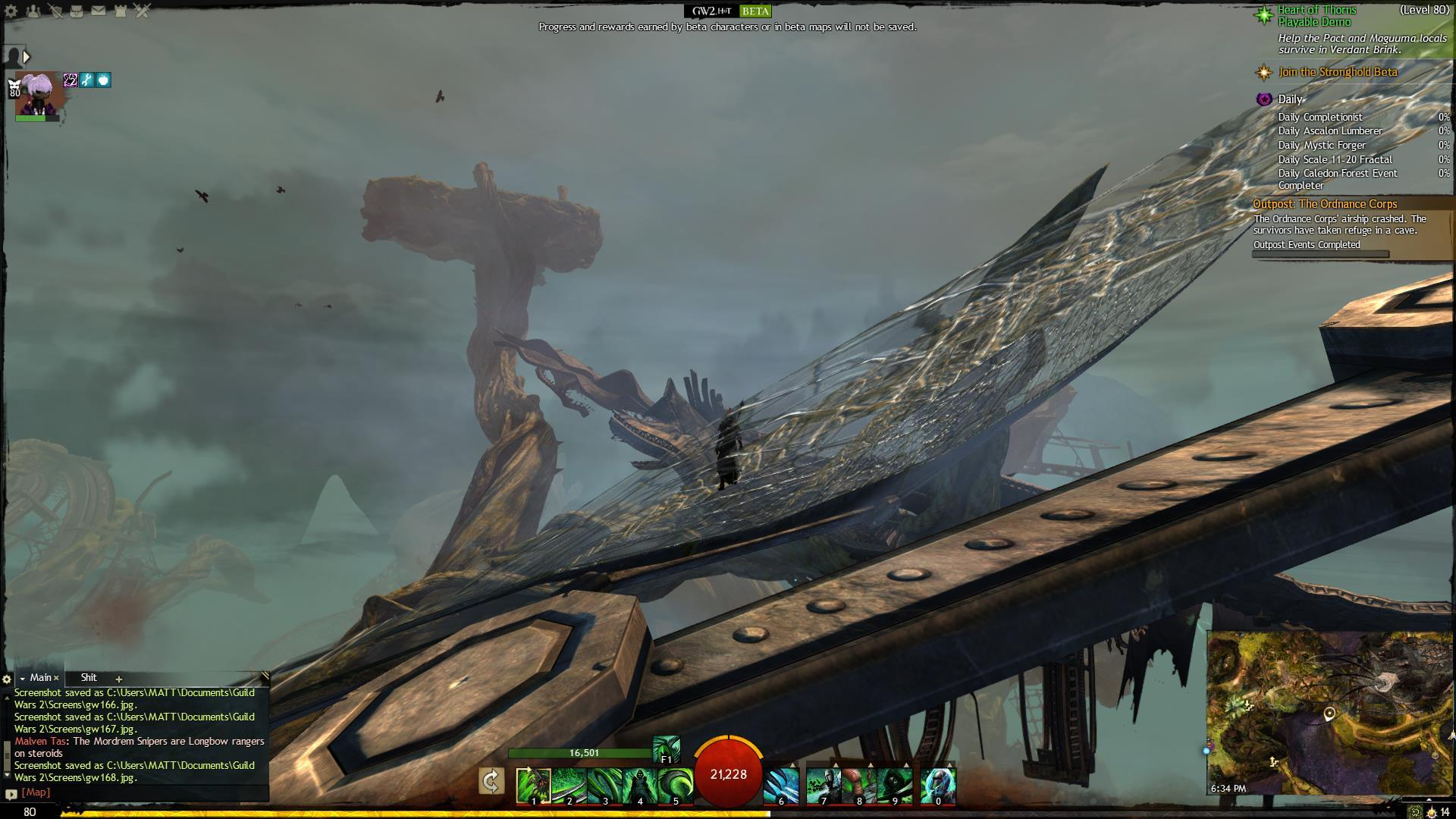 Guild Wars 2 Forum - Guild Wars 2: Heart of Thorns
