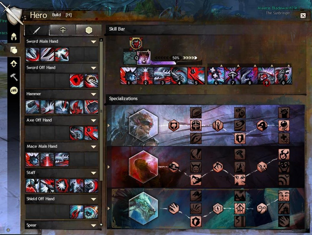 Guild wars 2 shield stats