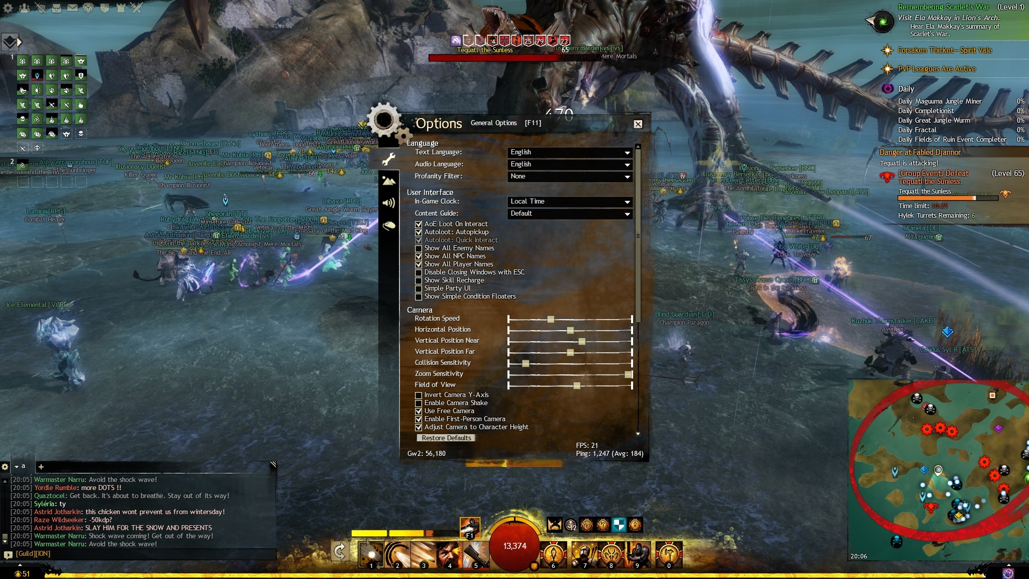 Guild Wars 2 Forum - Account & Technical Support