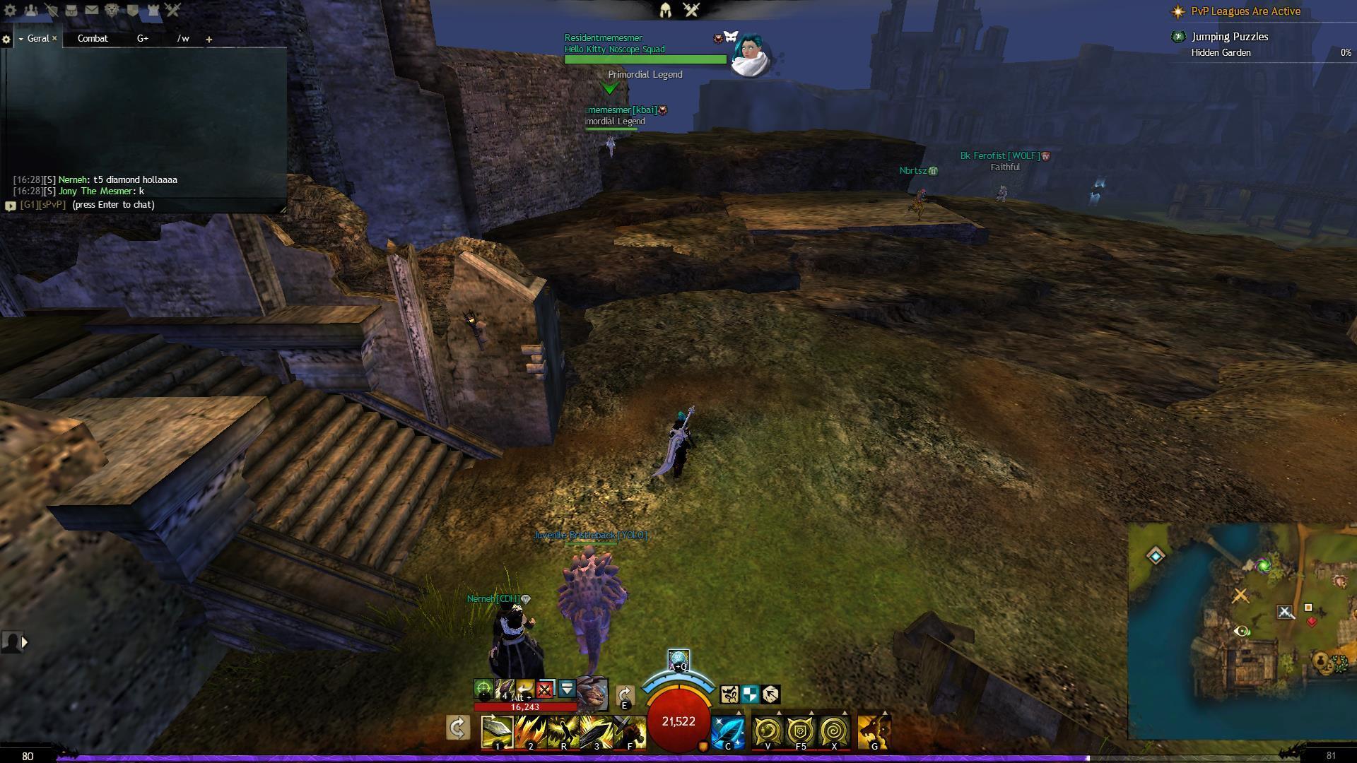 Guild Wars 2 Forum - PvP