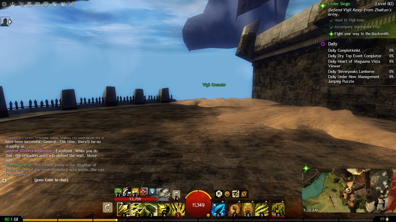 Guild Wars 2 Forum - Bugs: Game, Forum, Website