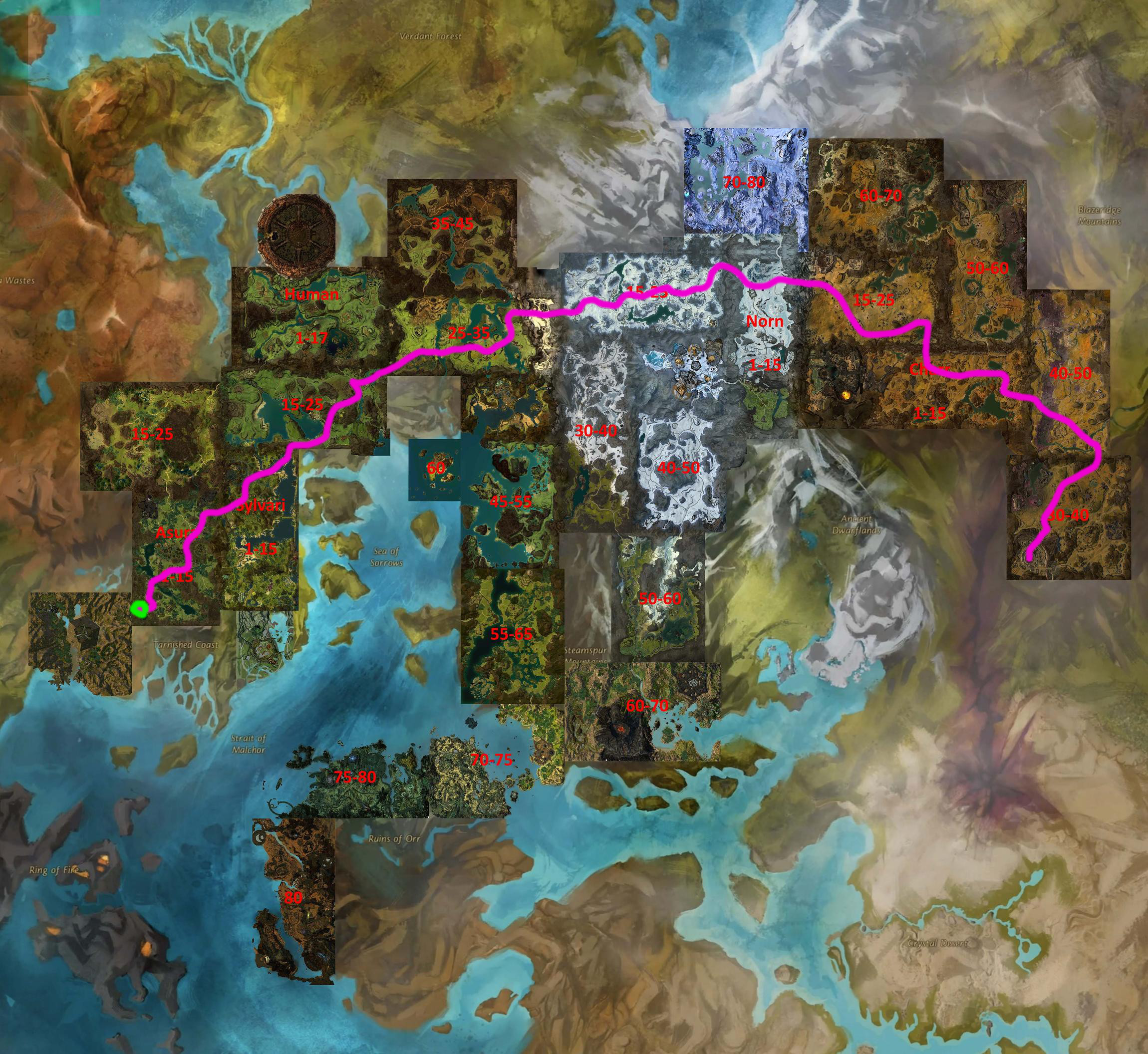 Guild Wars 2 Forum - In-game Events