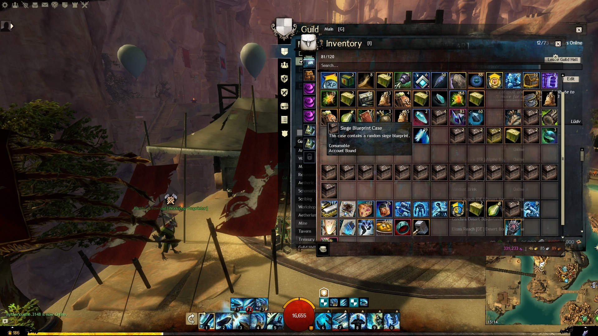 Guild wars 2 forum guild wars 2 discussion siege blueprints case cant be compacted in guild wars 2 discussion malvernweather Choice Image