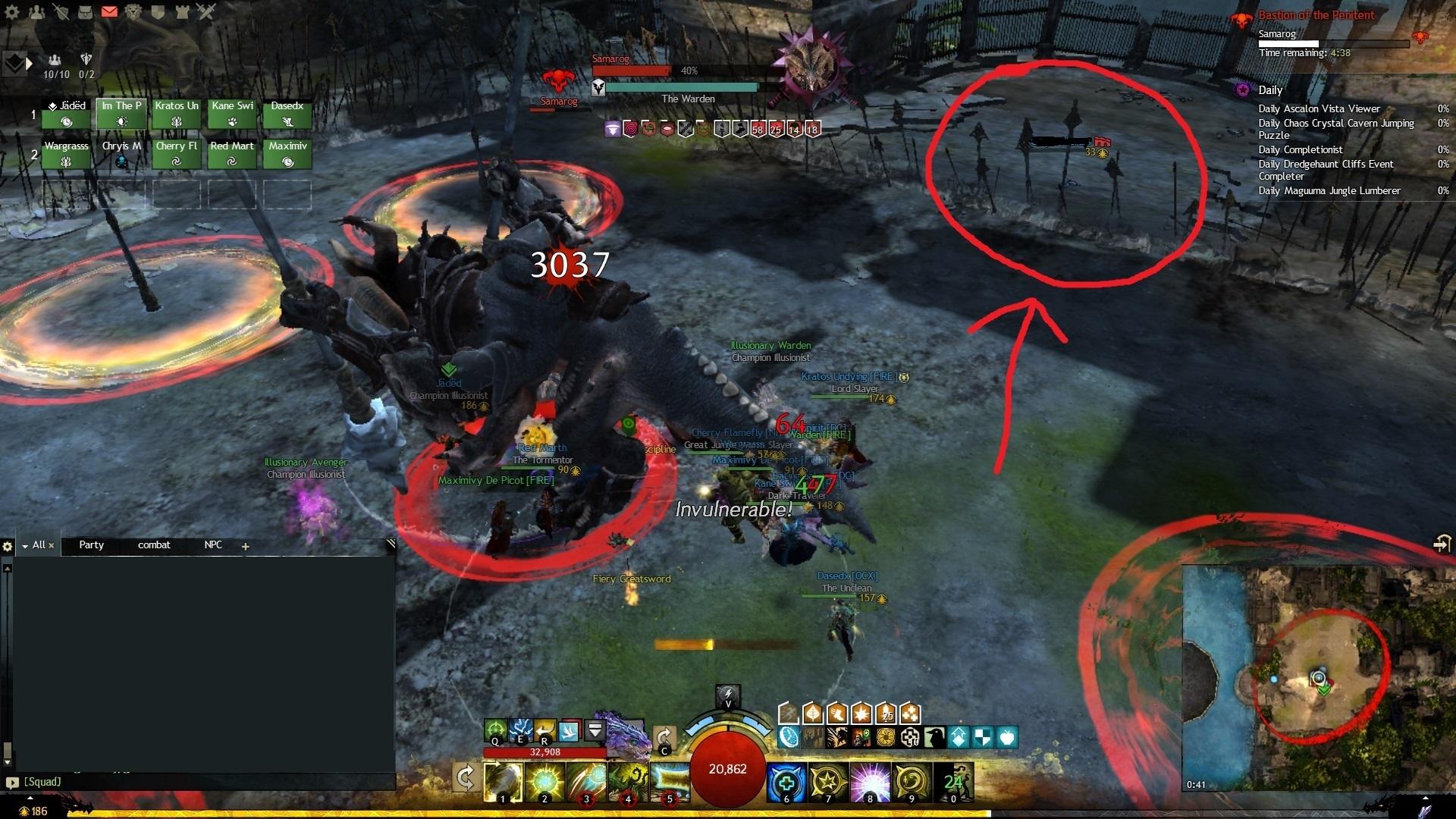Guild Wars 2 Forum - Fractals, Dungeons & Raids