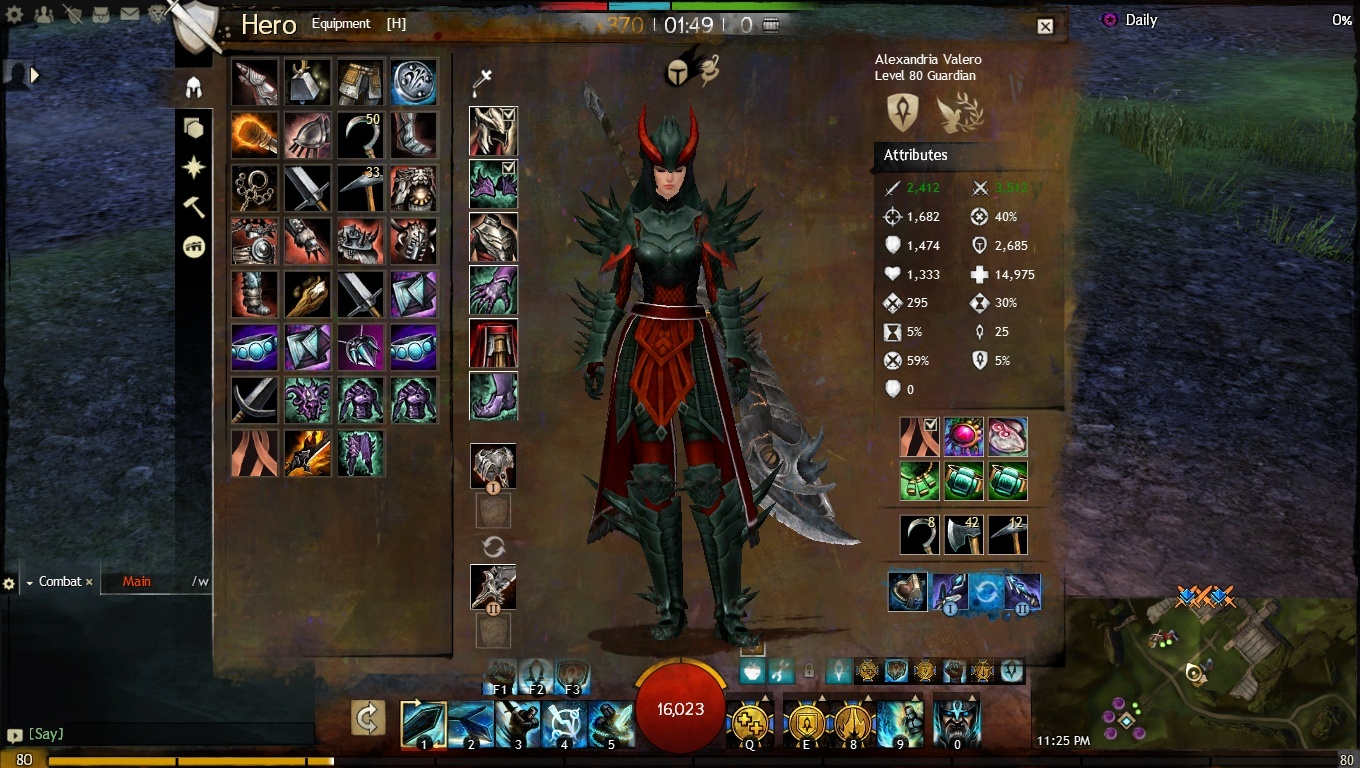 Best Mesmer Pve Build