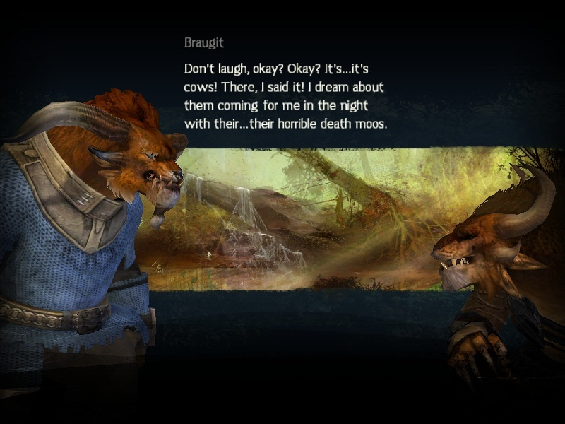 Guild Wars 2 Forum - Charr