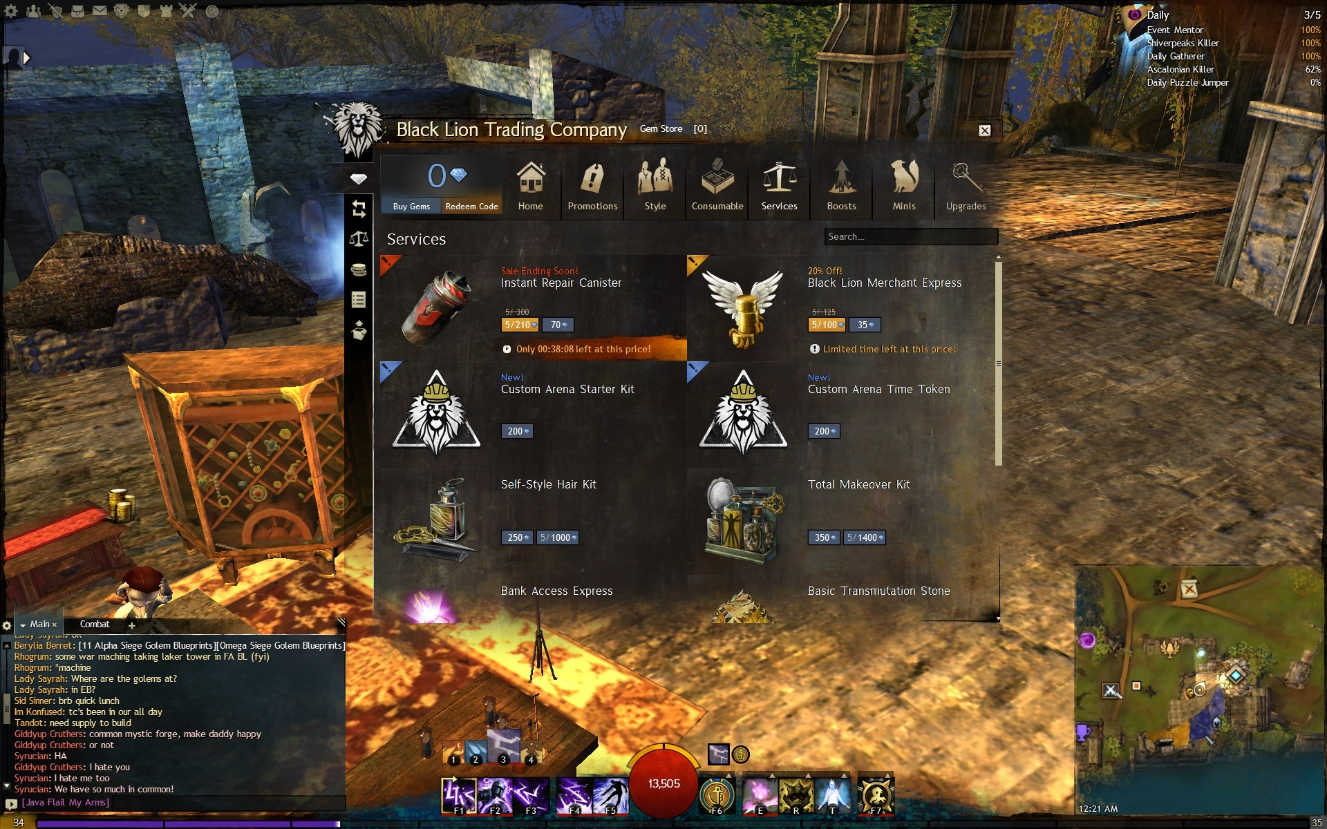 Guild Wars 2 Forum - PvP