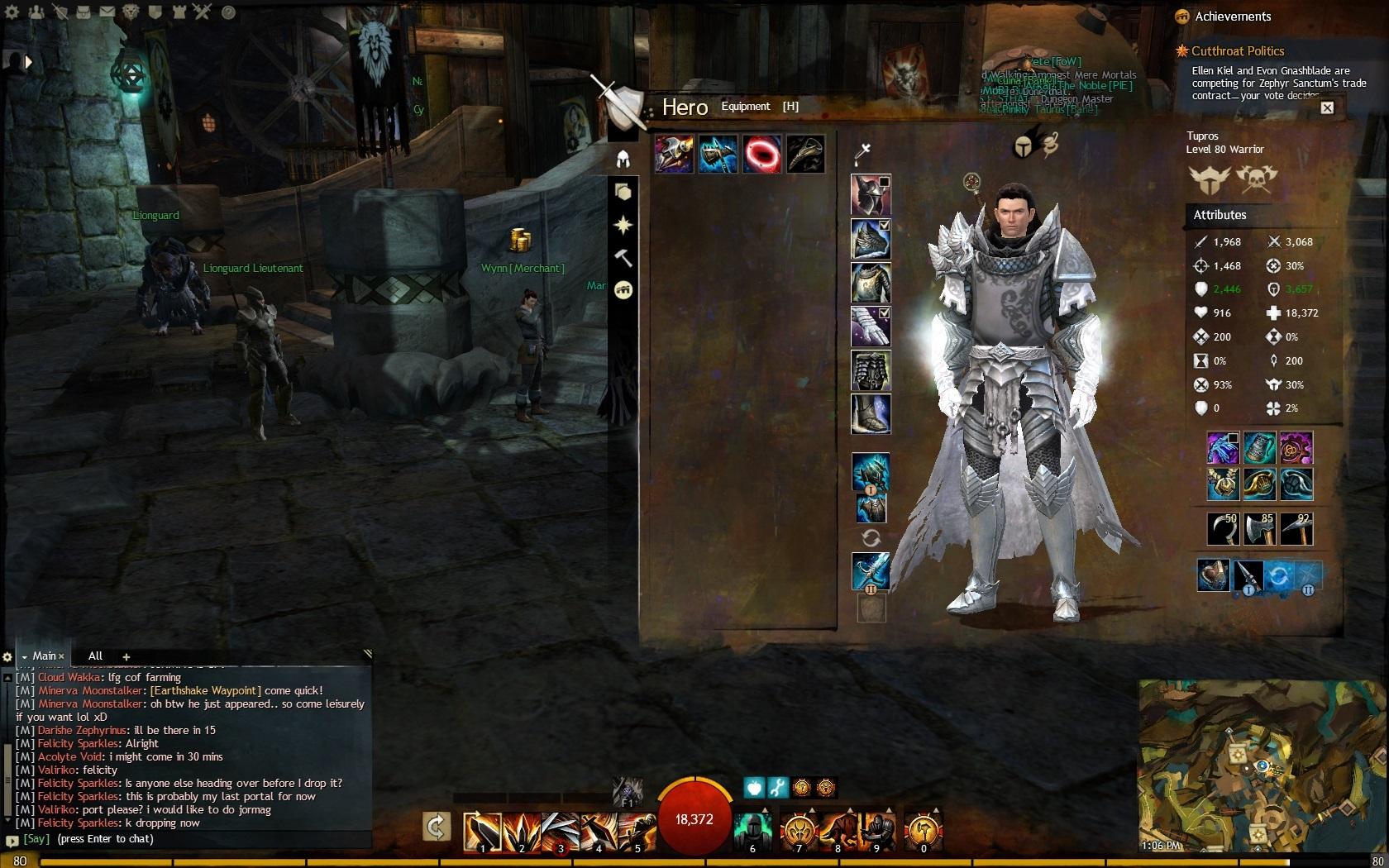 Guild Wars 2 Warrior Builds — Nicksimpson